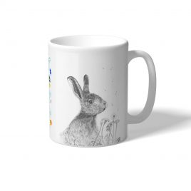 Burdock the Hare Mug