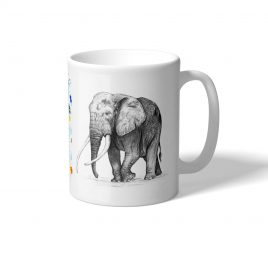 Mr Elephant Mug