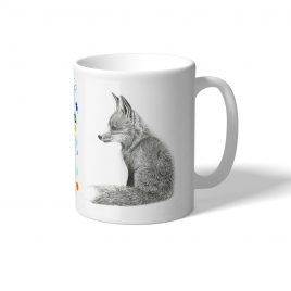 Myrtle the Fox Mug