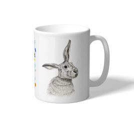 Merlin the Hare Mug