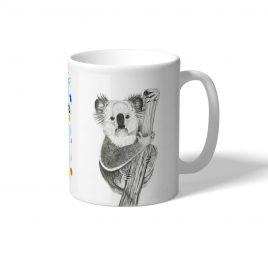 Kierra the Koala Mug