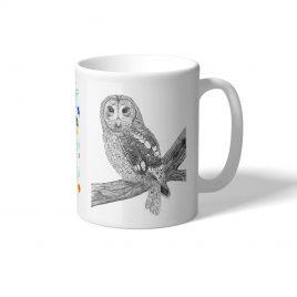 Athena the Owl Mug