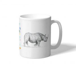 Imara the Rhino Mug
