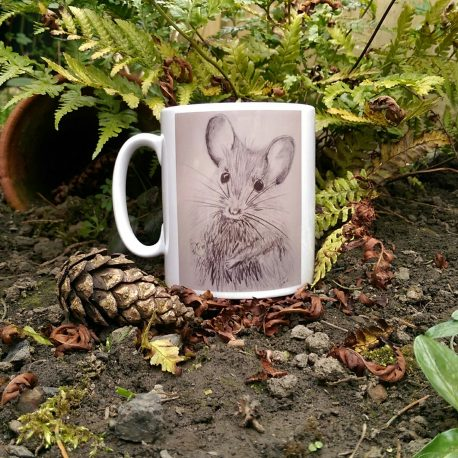 Wood Mouse Cup