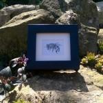 Mini honey bee