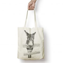 Donkey tote