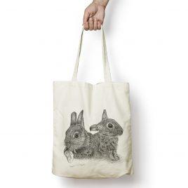 rabbits tote