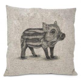 Ludo the Wild Boar Cushion