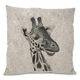 Nakuru the Giraffe Cushion