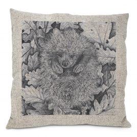 Heidi the Hedgehog Cushion