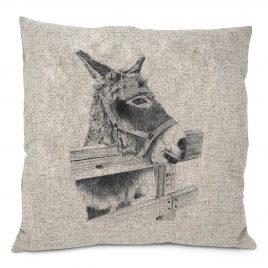 Hoti the Donkey Cushion