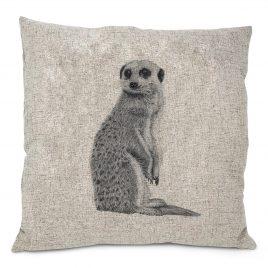 Matilda the Meercat Cushion