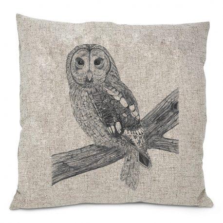 CUSHION OWL
