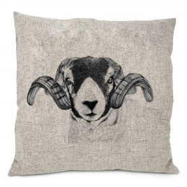 John the Sheep Cushion
